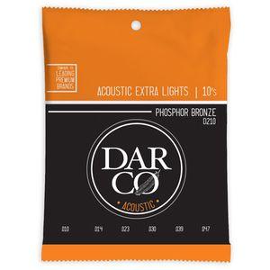Darco D210 Acoustic 10-47 Martin Guitars
