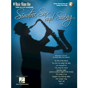 Sinatra Sax and Swing Music Minus One