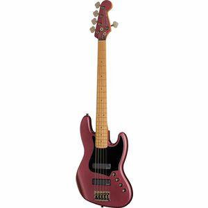 SQ FSR Cont. JazzBass V MN BST Fender