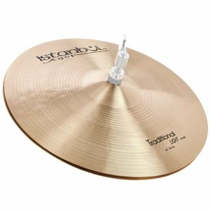 "14"" Traditional Light Hi-Hat Istanbul Agop"