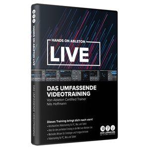 Ableton Live 11 Videotraining DVD Lernkurs