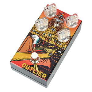 Outlier Overdrive/Distortion Greenhouse Effects