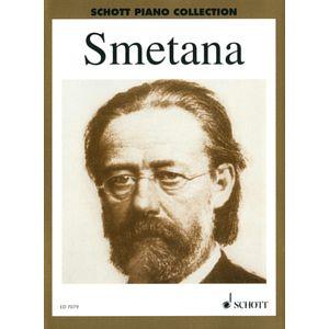 Smetana Klavierwerke Schott