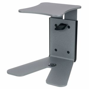 26772 Grey Table Monitor Stand K&M