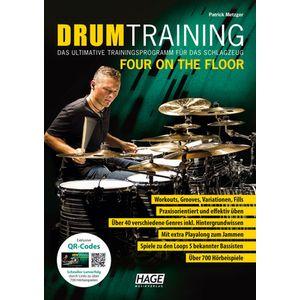 Drum Training 4 On The Floor Hage Musikverlag