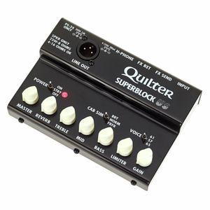 Superblock US Quilter