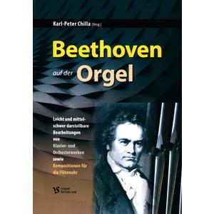 Beethoven auf der Orgel Strube Verlag