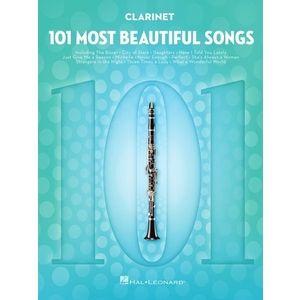 101 Beautiful Songs Clarinet Hal Leonard