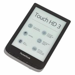Touch HD3 Marschpat