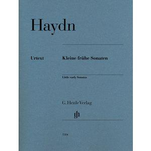 Haydn Kleine frühe Sonaten Henle Verlag