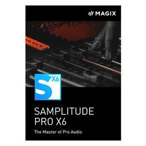 Samplitude Pro X6 EDU Magix