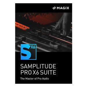 Samplitude Pro X6 Suite Magix