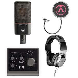 Home Studio Bundle Pro Austrian Audio