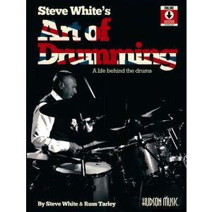 Steve White's Art of Drumming Hudson Music