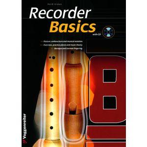 Recorder Basics Voggenreiter