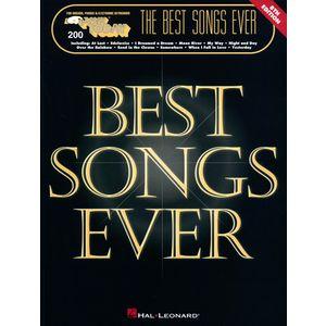 The Best Songs Ever Hal Leonard