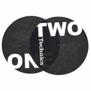 Slipmat One-Two Technics