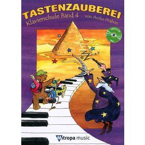 Tastenzauberei 4 Mitropa Music