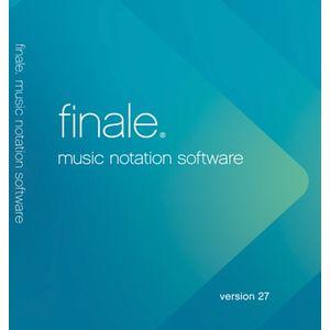 Finale 27 (E) MakeMusic