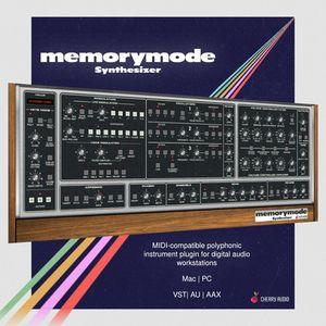 Memorymode Synthesizer Cherry Audio