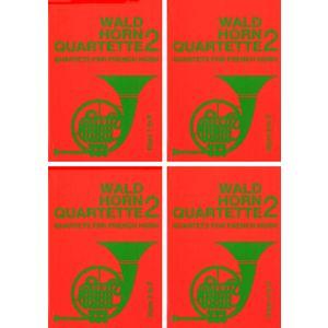 Waldhornquartette 2 Friedrich Hofmeister Verlag