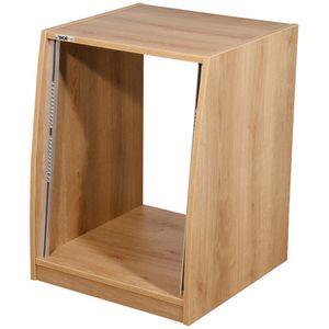 Studio Rack 5001 14U oak Thon