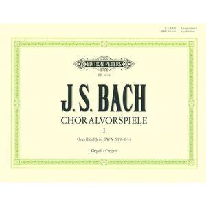 Bach Orgelbüchlein Edition Peters