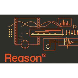Reason 12 Upgrade 1 Reason Studios