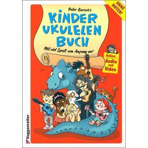 Kinder-Ukulelenbuch Voggenreiter
