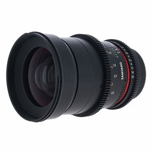MF 35mm T1,5 Video DSLR II EF Samyang