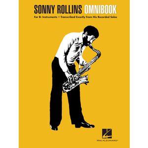 Sonny Rollins Omnibook Bb Hal Leonard