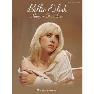 Billie Eilish Happier Than Hal Leonard