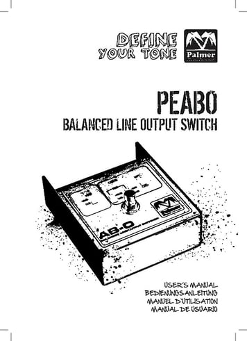 Palmer Peabo Switcher