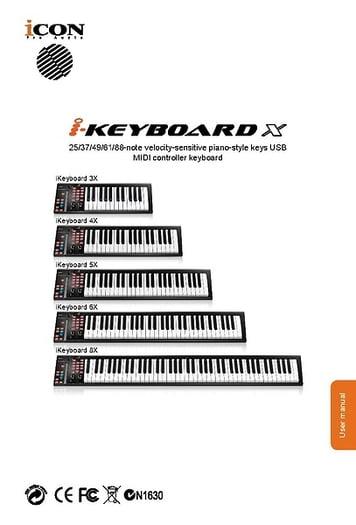 Icon iKeyboard 3X – Thomann UK 83c41313e5c9e