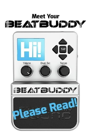 Singular Sound BeatBuddy – Thomann UK
