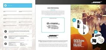 Summer Promotion Flyer
