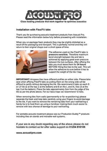 FlexiFit Info