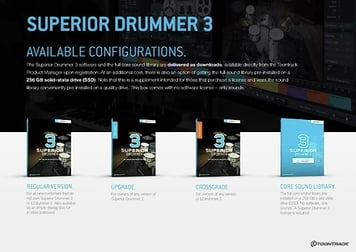 Infos about download, Tracker, kits, effects etc.