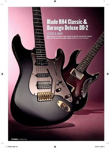 Guitarist Blade RH4 Classic