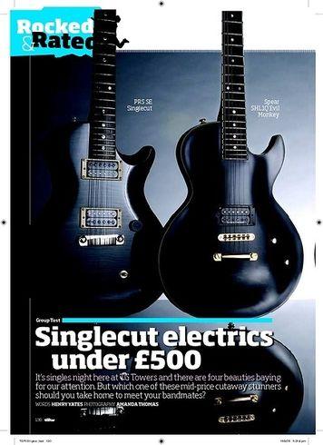 Total Guitar Hagstrom Super Swede