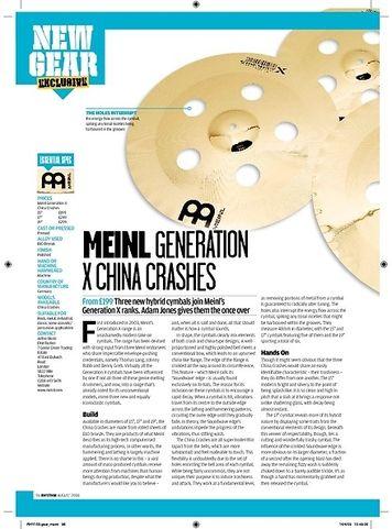 Rhythm MEINLGENERATION XCHINACRASHES
