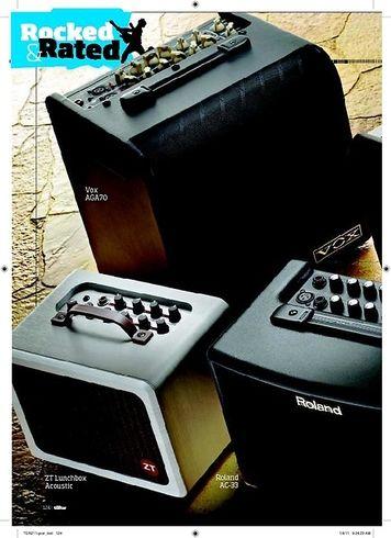 Total Guitar ZT Lunchbox Acoustic