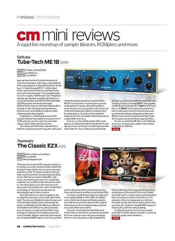 Computer Music The Classic EZX