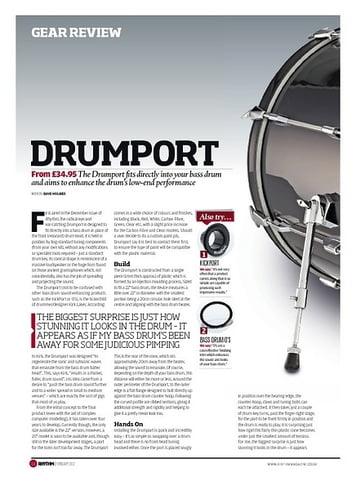 Rhythm DRUMPORT