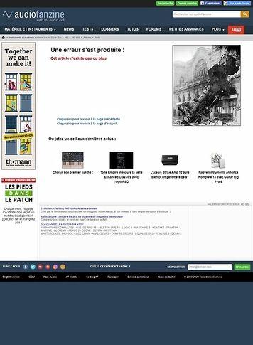 Audiofanzine.com Sennheiser HD 650