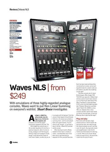 Future Music Waves NLS