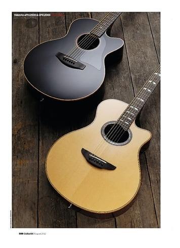 Guitarist Yamaha APX1200II