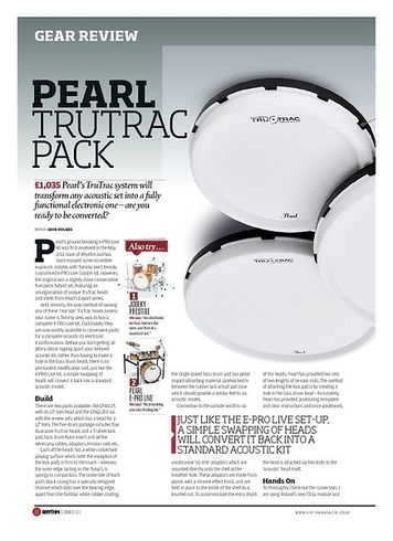 Rhythm PEARL TRUTRAC PACK