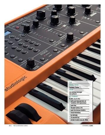 Keyboards Studiologic Sledge – Synthesizer