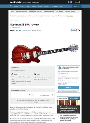 MusicRadar.com FXpansion BFD3
